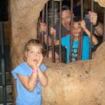 Warren and Son in Jail